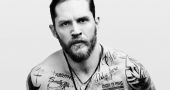 Tom Hardy recalls his meeting with Mel Gibson